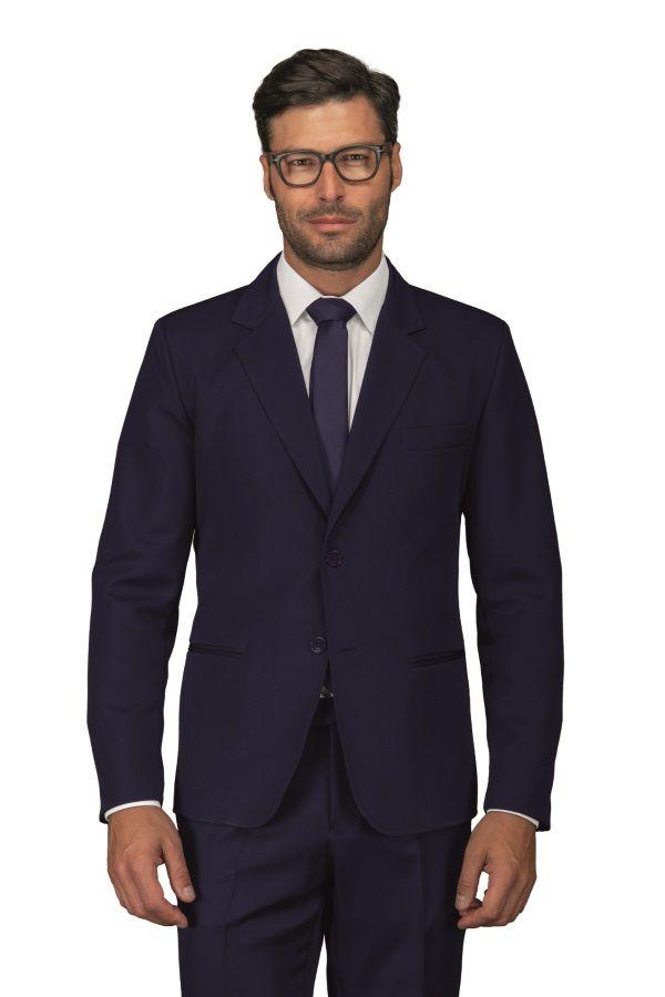 giacca uomo classica due bottoni isacco ad abiti da lavoro roma